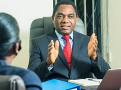 Hakainde Hichilema says the lies by the PF Government on the erratic power supply is a sign of incompetence