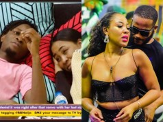 BBNaija: Nenji calls herself queen and Laycon parts ways with Erica
