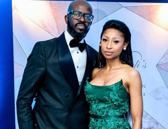 Twitter furious after Enhle Mbali files restraining order against DJ Black Coffee