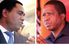 Lungu gets Hakainde Hichilema Arrested