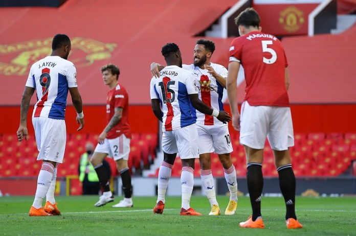 Manchester United 1 – 3 Crystal Palace