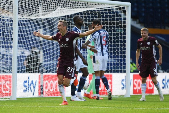 West Bromwich Albion 0 – 3 Leicester City