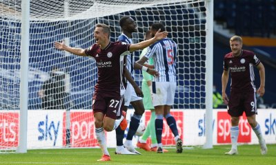 West Bromwich Albion 0 - 3 Leicester City