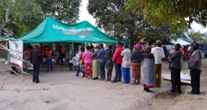 Mwansabombwe and Lukashya have voted in the by-elections