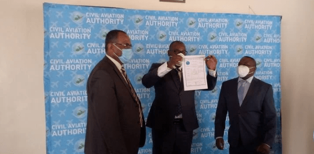 Zambia's aviation sector projected to grow at 13%