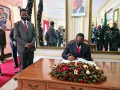 Is Malawian President here to renegotiate ambulance botched deal?