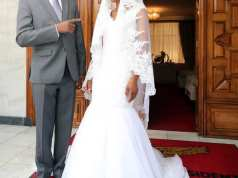 Tasila Lungu gets married, Bally congratulates the union