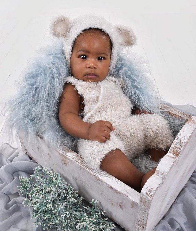 Cici Shares Pictures of Her Adorable Son