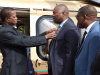 Edgar Lungu and Lusambo