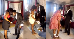 Pastor-Remove-Panties-Shave-His-Female-Congregants-In-A-Disgusting-Video
