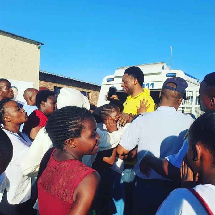 S.A Police Set To Go After SEER 1 When Done With Bushiri