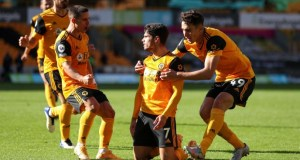 Wolves 1 -0 Fulham