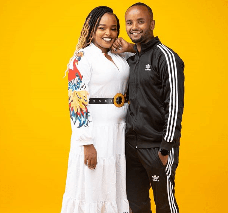 Milly WaJesus Spotted Kissing Hubby In Public