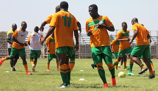 Chipolopolo Start AFCON Journey As Mwepu Arrives
