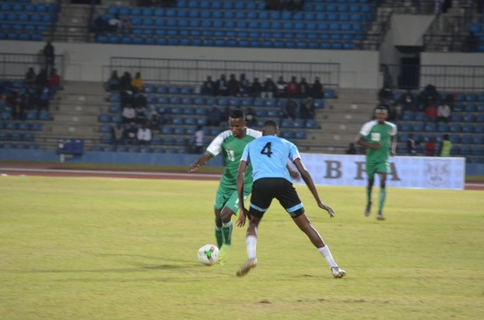 Zambia Comes From Behind To Beat Botswana