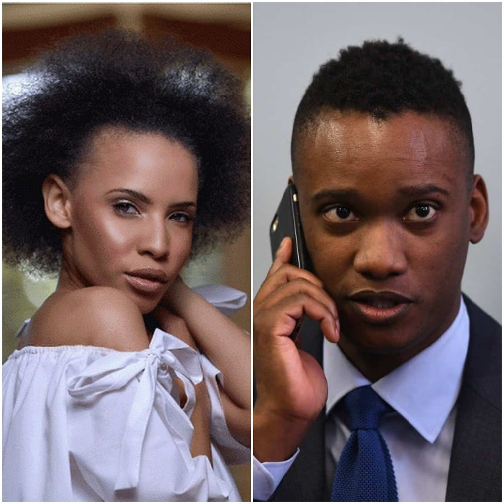 Watch Ex Generations Actress Thuli Phongolo Who Denied She Doesn T Know Duduzane Zuma Shocks Fans With This Video