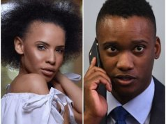 Duduzane Zuma and Thuli Phongolo