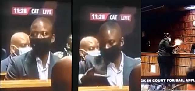 Update on the viral video of Prophet Bushiri allegedly instructing his people to steal docket