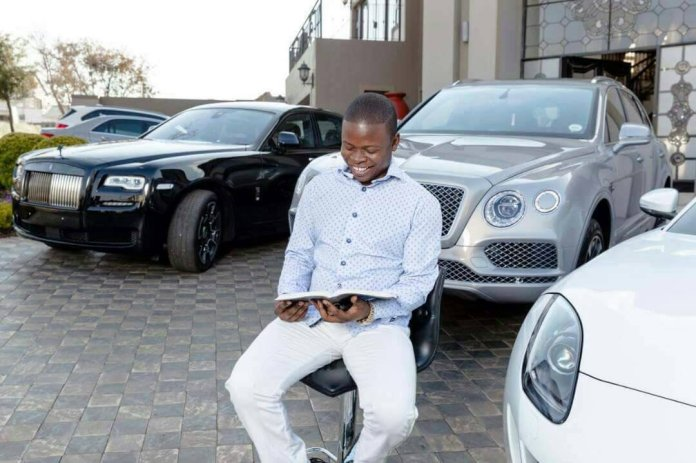 Prophet Bushiri's R5.5 million mansion to be auctioned – Highest bidder to win it