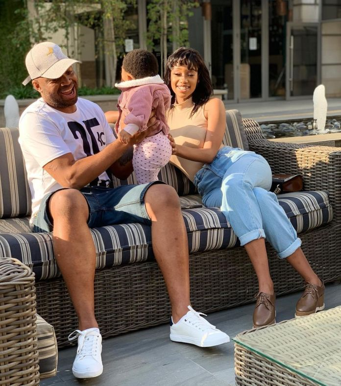 Itumeleng Khune allegedly dumped by wife Sphelele