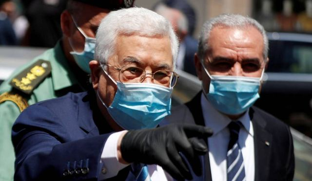 Palestinian Authority sets date for first elections since 2006