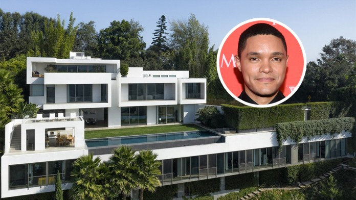 South African comedian Trevor Noah Buys A Stunning R412 Million Mansion