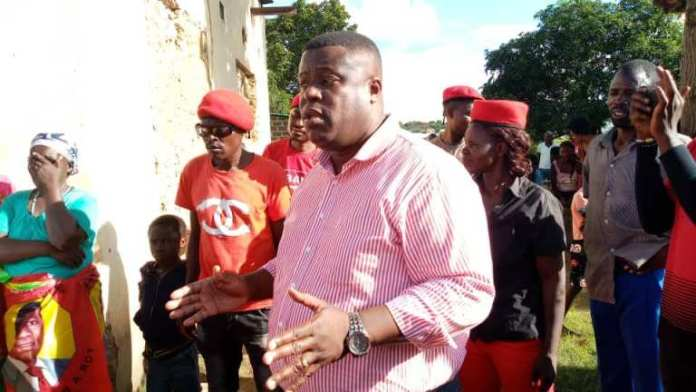 Frank Tayali claims PF is in panic mode over his branded truck