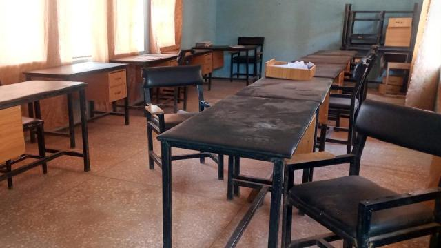 Boys missing after gunmen raid Nigerian school