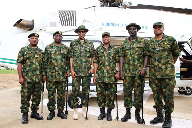 Ex-Nigerian military chiefs handed diplomatic jobs