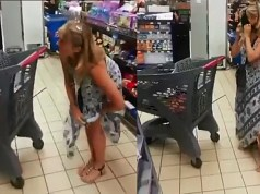 SA-woman-takes-off-her-panty-and-uses-it-as-mask-inside-the-store