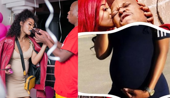 Pregnant Babes Wodumo's close friends expose her recklessness