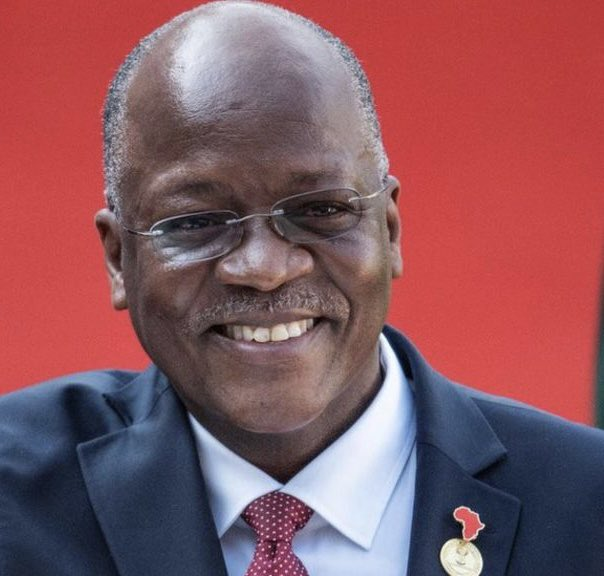 Tanzanians flood the streets as they mourn President John Magufuli – Video