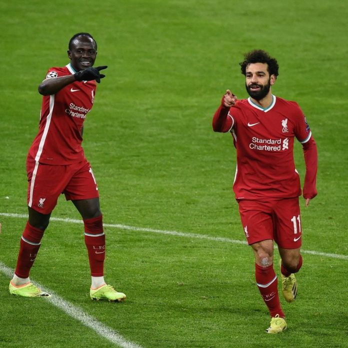 Liverpool reach Champions League quarter-finals wtih win over RB Leipzig