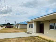 Mufulira and Masaiti Police officers receive new houses
