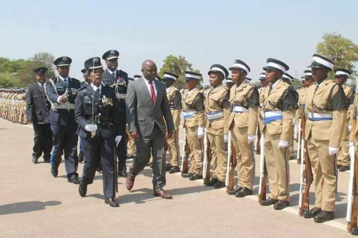 1 200 Police constables to be recruited countrywide