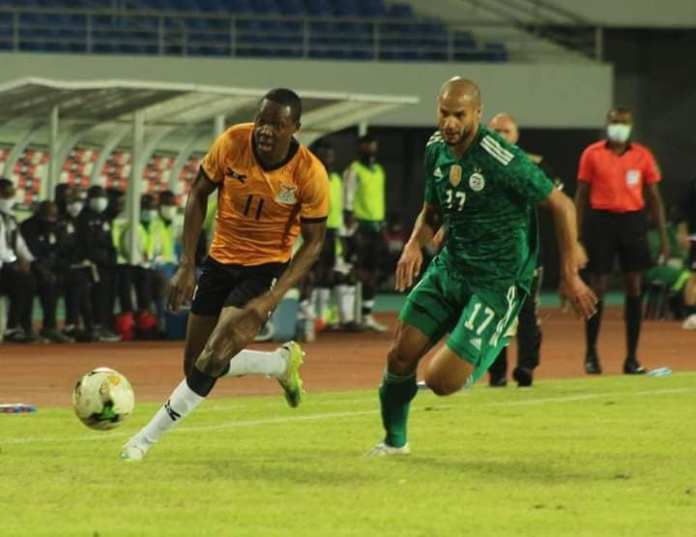 Zambia fail to qualify for AFCON for the 3rd time in a row