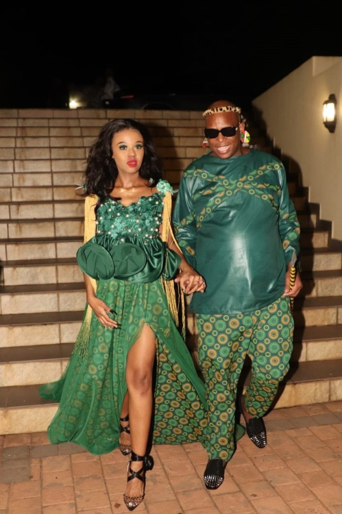 Mampintsha hits back after his mom's video attacking Babes Wodumo & her family