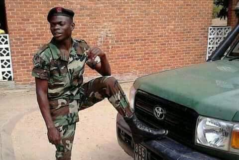 Winning goal earns Malawian player promotion in the army