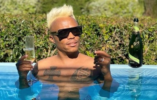 Somizi sets record straight on claims he has a new man