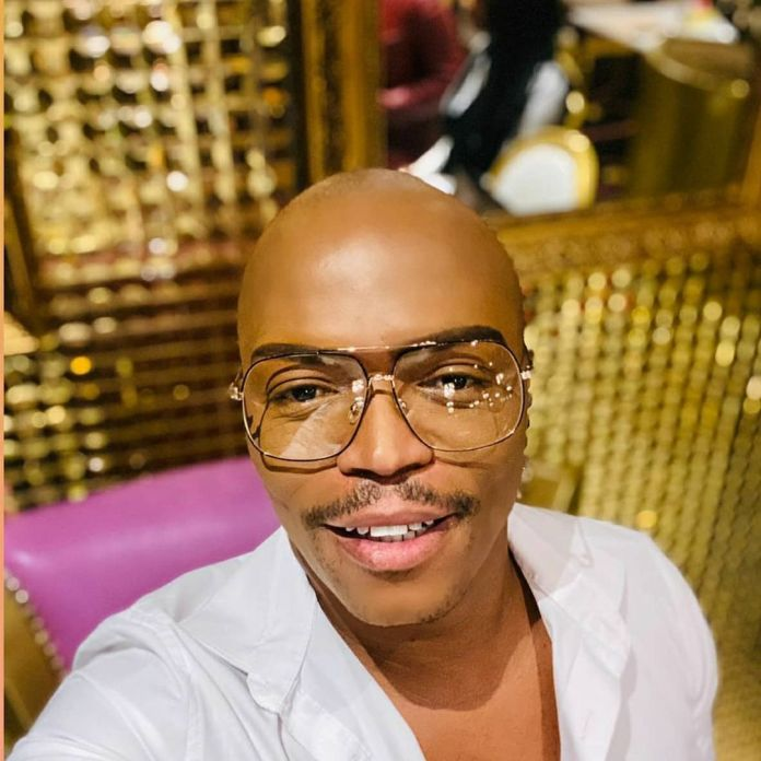 Watch – Somizi shows off his B00TY as he celebrates Freedom Day