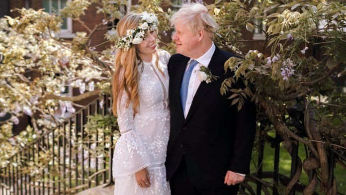 British PM Boris Johnson marries fiancee Carrie Symonds at Westminster Cathedral