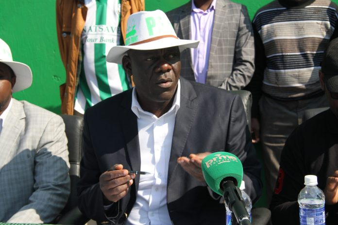Davies Mwila: Wait for official results