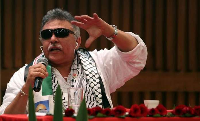 Leader of Colombian breakaway rebel group killed by armed forces