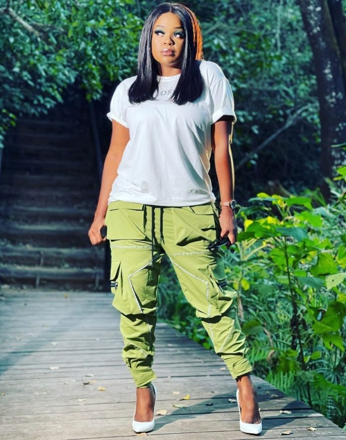 Mampi aka The Queen Diva showcases her musical knowledge on KMP45's Put It In A Song – WATCH