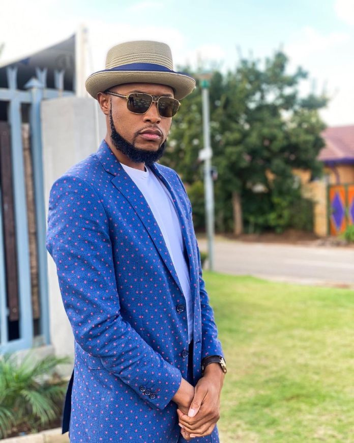 Somizi's ex-lover Mohale crowned the biggest looter in SA