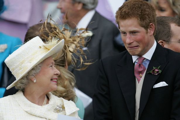 Queen Elizabeth upset by Prince Harry's comments