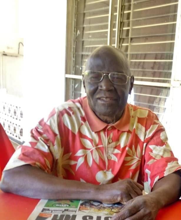 Former Minister Mr Newstead Zimba succumbs to COVID-19