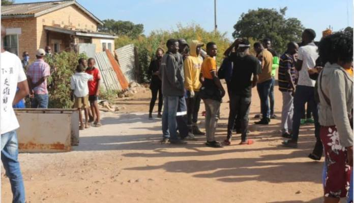 Chingola woman hacked and raped, her children too