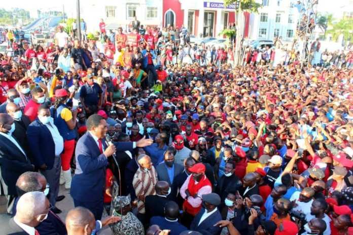 Court throws out UPND petition for Covid-19 super spreader events