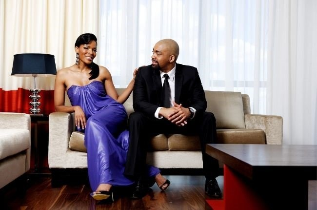 PICS: A look into Connie and Shona Ferguson's love story